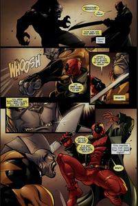 Deadpool vs Tiger Shark 3