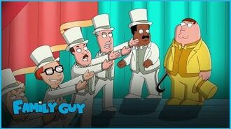 Family Guy - Cleveland Brown returns To Family Guy