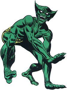 Miles Warren (Earth-616) from Amazing Spider-Man Vol 1 140 002