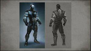 Mortal Kombat X Sub-Zero (Revenant)