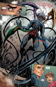 Reed Richards (Ultimate Marvel) Syimboite