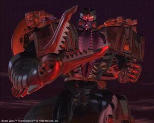 Transmetal Megatron 2