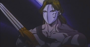 Vega (Street Fighter Animated Movie 2)
