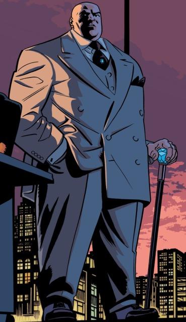 marvel comics kingpin
