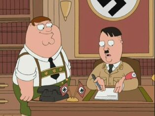 Adolf Hitler (Family Guy)