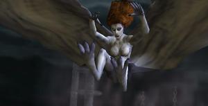 Aleera Bat Creature video game