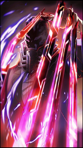 All For One Skill Character Art 3 Smash Rising