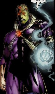 Brainiac New Earth 006