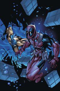 Deadpool vs. Tiger Shark