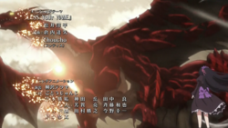 Great Red and Ophis in S3OP