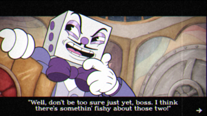 King Dice Something Fishy