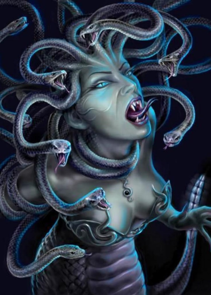 Medusa | The Gorgon Sisters