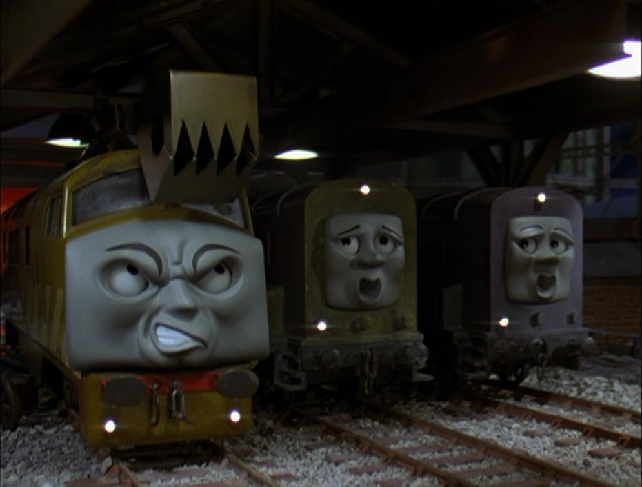 Splatter And Dodge Alerting Diesel 10 Of Toby's