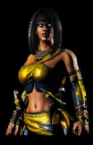 Tanya Mortal Kombat X