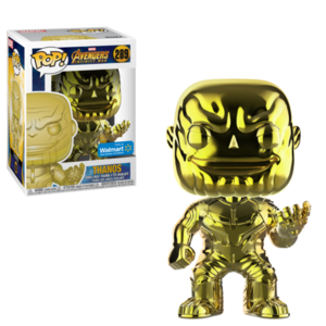 Thanos Yellow Chrome POP