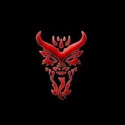 The Red Dragon Clan Symbol
