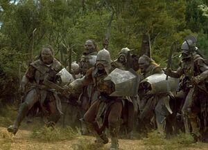 Uruk-hai scouts