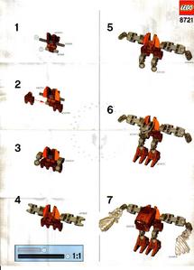 Velika's Instructions