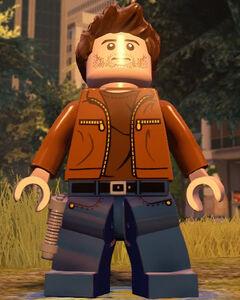 Ward LEGO Marvel Avengers