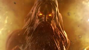 Zeus (God of War Ascension)