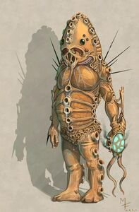 Zygon Monster