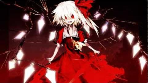 【紅魔郷 ボーカル】六弦アリス - Kissing the Scarlet【Subbed】