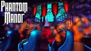 4K-Extreme Low Light Phantom Manor 2019 - Disneyland Paris