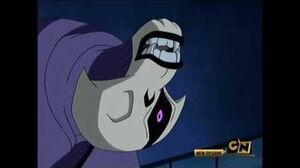 Ben 10 Alien Force - Ghostfreak gets trapped in the omnitrix