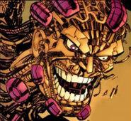 Cybferface evil girn