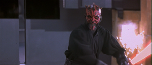 Darth Maul growl
