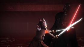 Darth Vader crissed