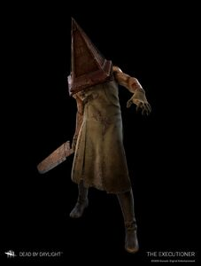 Dbd silenthill The Executioner Final