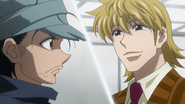 Ging and Pariston