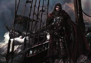 King euron greyjoy by mike hallstein-dalyaf1