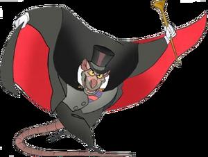 Professor Ratigan
