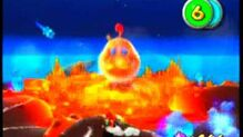 Super Mario Galaxy - King Kaliente's Battle Fleet