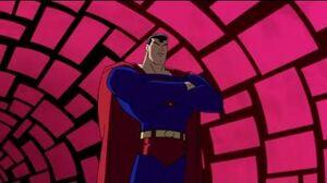 Superman vs Darkseid & Brainiac