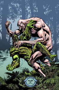 Swamp Thing Vol 5 10 Textless