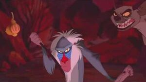 The Lion King Scar confesses HD-0