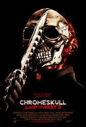 Chrome Skull tLaid to Rest 2 FilmPoster