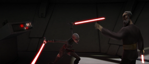 Count Dooku repel