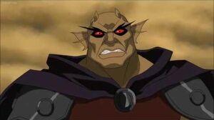 Demon Etrigan's origin story - Justice League Dark
