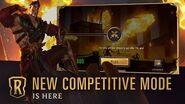 Enter the Gauntlet New Mode Gameplay Trailer - Legends of Runeterra