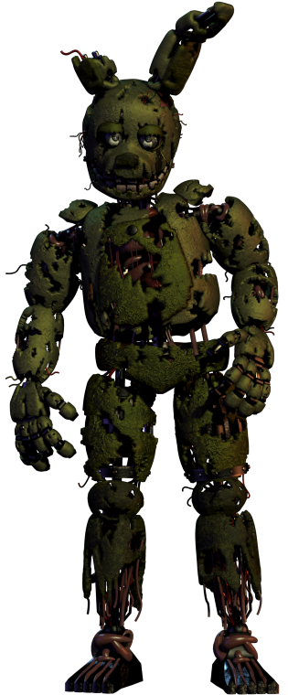 Springtrap (Five Nights at Freddy's) | Villains Wiki