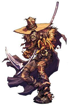 Scarecrow Bio Photo
