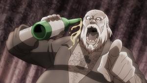 You're damn useless, Dio!