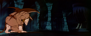 1980146 safe composite screencap edit edited screencap screencap lord tirek scorpan rescue at midnight castle g1 kneeling male midnight castle panorama tirac