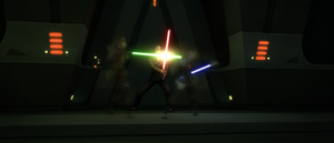 Count Dooku energetic