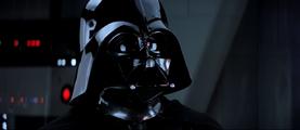 Darth Vader finds