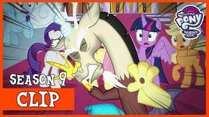 Discord vs King Sombra (The Beginning of the End) MLP FiM HD